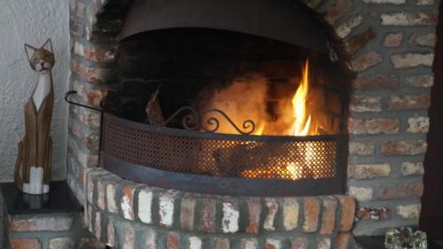 le feu ouvert